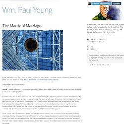 Wm. Paul Young