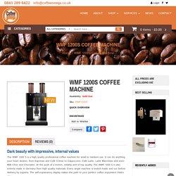 WMF 1200S Coffee Machine