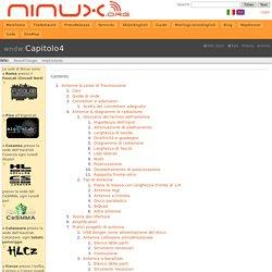 wndw/Capitolo4 - ninux.org Wiki