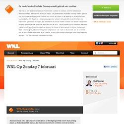 WNL Op Zondag - 7febr2016