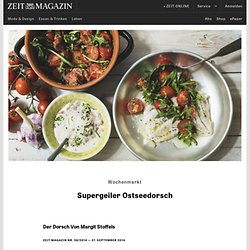 Wochenmarkt: Supergeiler Ostseedorsch