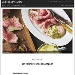 Wochenmarkt: Roastbeef und Remoulade