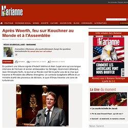 Après Woerth, feu sur Kouchner au Monde et à l'Assemblée