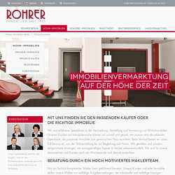 Wohn-Immobilien Rohrer Immobilien GmbH Berlin