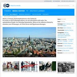 Alle multimedialen Inhalte der Deutschen Welle