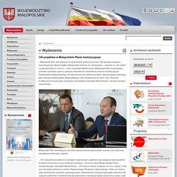 Małopolski PLan Inwestycyjny 2020