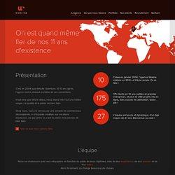 Wokine - L'agence / Wokine agence interactive à Lille