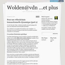 Wolden@vdn ...et plus