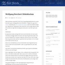 Wolfgang Borchert: Köksklockan
