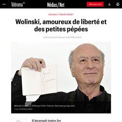 Wolinski, amoureux de liberté et des petites pépées