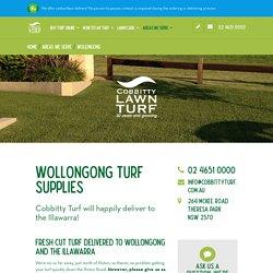 Turf Supplies Wollongong