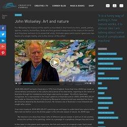 John Wolseley: Art and nature