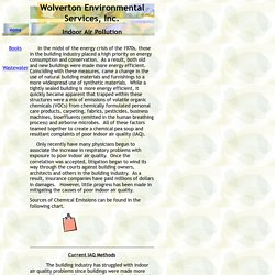 Wolverton Environmental Services