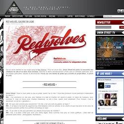 Red Wolves, galerie en ligne