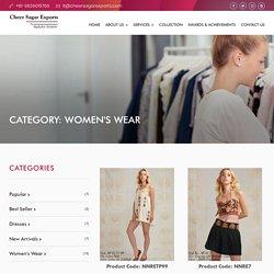 Trendy Wholesale Women Clothing Supplier