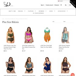Plus Size Swimming Suit for Women