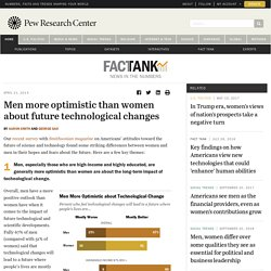Women, Men and the Future of Science