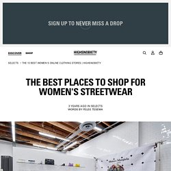 The 13 Best Women's Online Clothing Stores