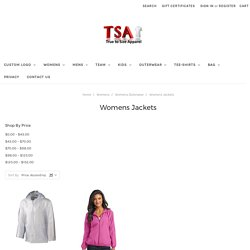 Womens jacket, leather, fleece on sale online :True to Size Apparel