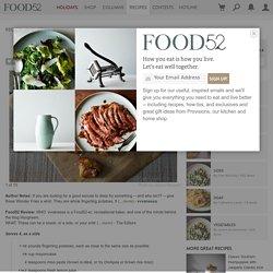 Wonder Fries recipe on Food52.com