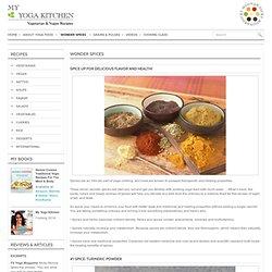 Wonder Spices