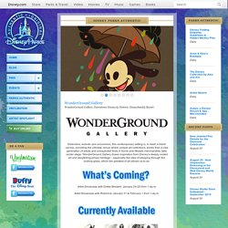 WonderGround Gallery - Collections by Disney