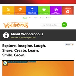 About Wonderopolis