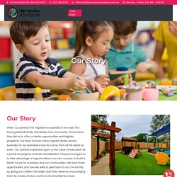 About Little Wonders Montessori - Early Learning Centre