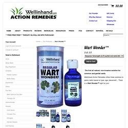 Wart Wonder™ – Wellinhand Action Remedies
