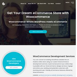 WooCommerce Development Company in India and USA