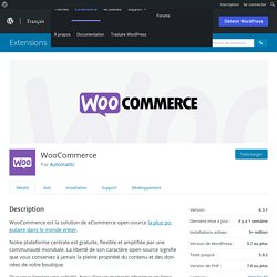 WooCommerce — WordPress Plugins