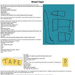 Wood Tape