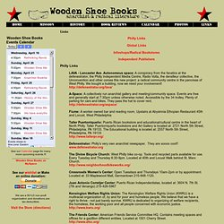 Wooden Shoe Books & Records - Links