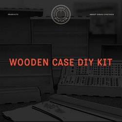Wooden Case DIY Kit