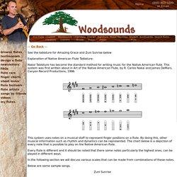 Wooden Flute Sheet Music