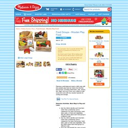 Food Groups - Melissa & Doug®
