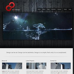 Woodey - Premium HTML-Theme - Index -