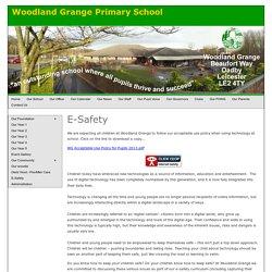 Woodland Grange Primary School website