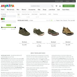 Woodland shoes | Buy Woodland shoes Online in India