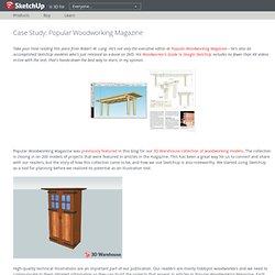 Case Study: Popular Woodworking Magazine