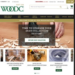 Woodworking Plans & Tools | Fine Woodworking Project & Supplies at Woodcraft