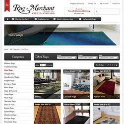 Wool Rug, Buy Wool Rugs Online UK - Rugmerchant.co.uk
