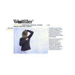Woolfiller - Heleen Klopper