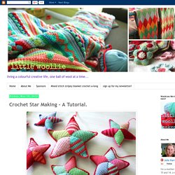 Crochet Star Making - A Tutorial.
