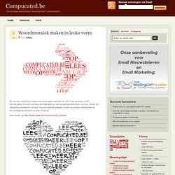 Compucated - www.compucated.be (HTTP)
