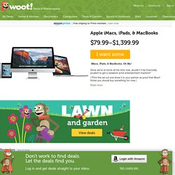 Woot® : One Day, One Deal™