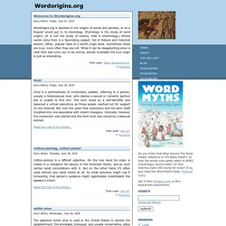 Wordorigins.org