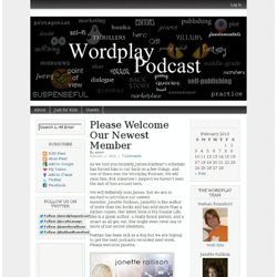 Wordplay Podcast | For readers and writers of all ages