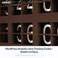WordPress-Analyse ohne Tracking-Cookie? Statify im Fokus