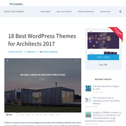 15+ Best WordPress Themes for Architects 2017 - aThemes
